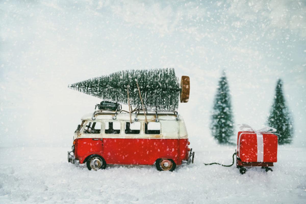 Cómo consiguen realizar las empresas la logística en Navidad