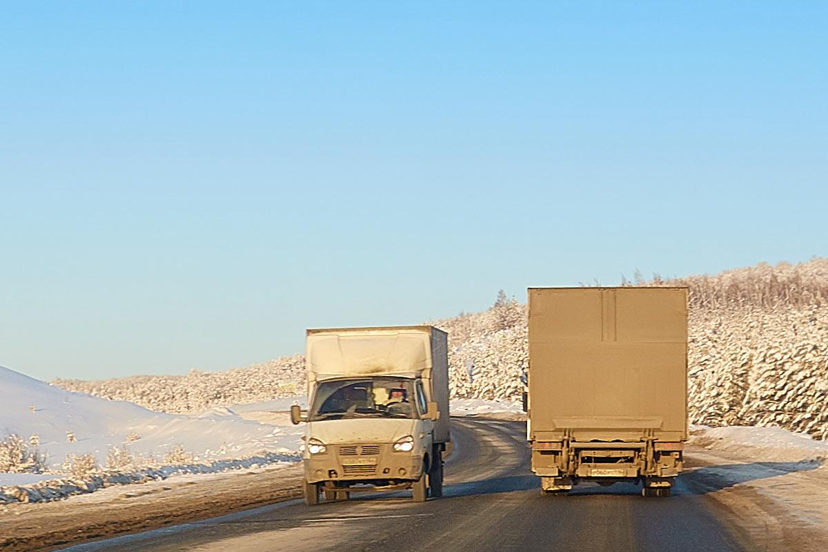 Cómo funciona el transporte de mercancías en Navidad